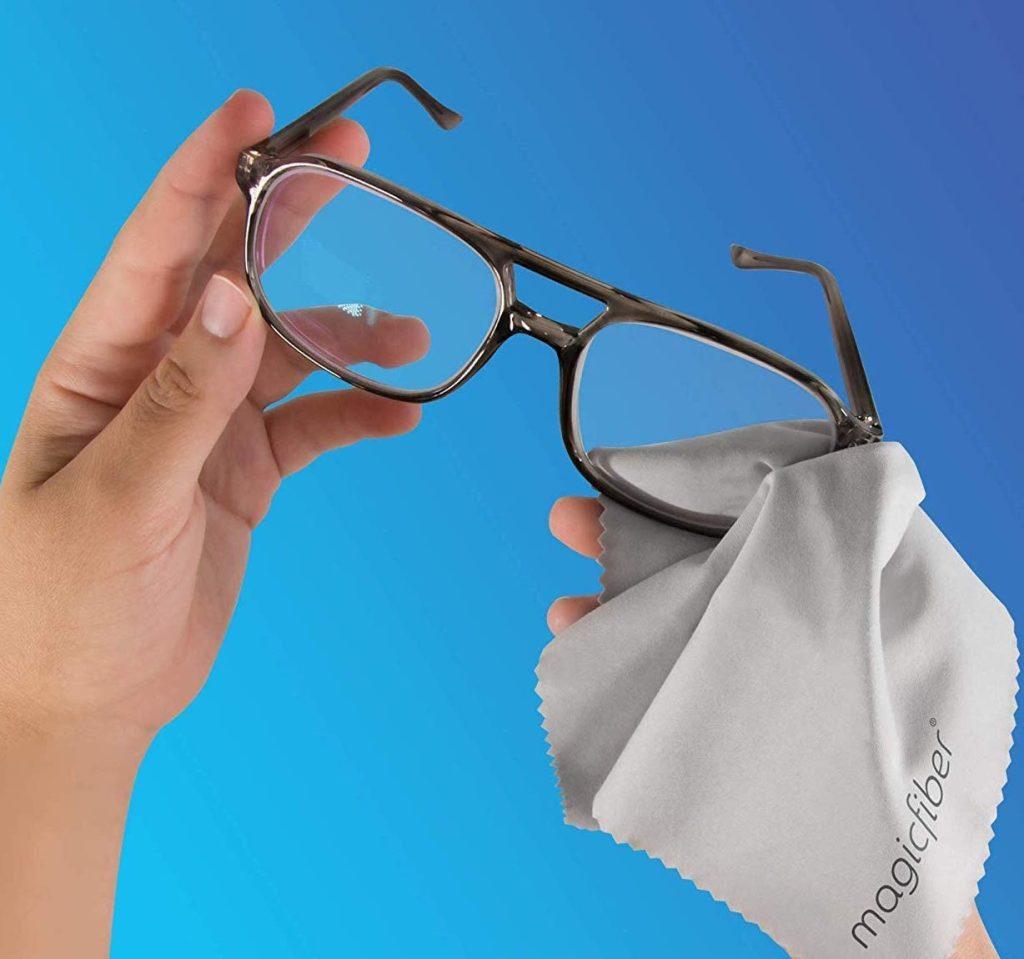 Care for your eyes through prescription glasses